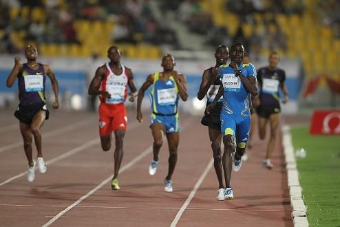 Легкая атлетика. В Бриллиантовой лиге появится этап в Марокко