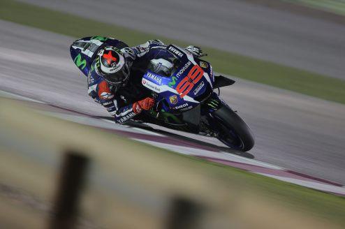 MotoGP. Лоренсо показал лучшее время в заключительный день тестов
