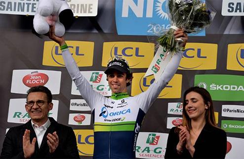 Париж-Ницца-2016. Мэттьюс выиграл второй этап