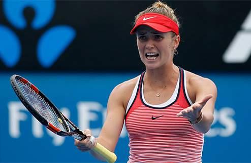 Индиан-Уэллс (WTA). Свитолина уступает Винчи в двух сетах и вылетает с турнира