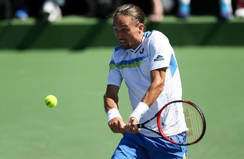 Индиан-Уэллс (ATP). Долгополов не сумел переиграть Гаске