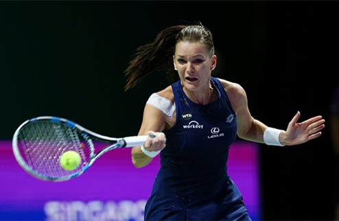 Индиан-Уэллс (WTA). Радваньска и Уильямс в четвертьфинале