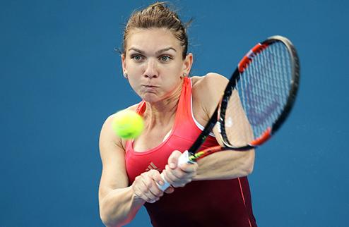 Индиан-Уэллс (WTA). Hot Shots от Радваньской и Халеп
