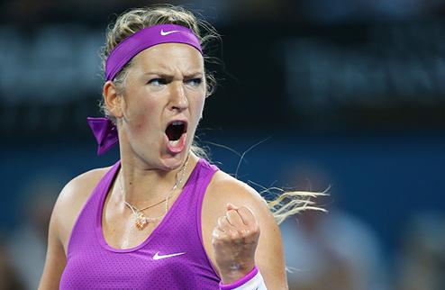 Индиан-Уэллс (WTA). Плишкова и Азаренко вышли в полуфинал
