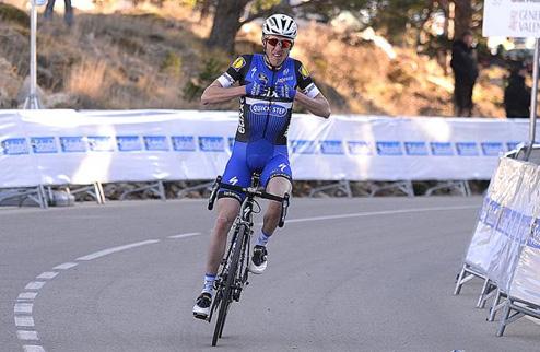 Вуэльта Каталонии. Дэниэл Мартин выиграл третий этап