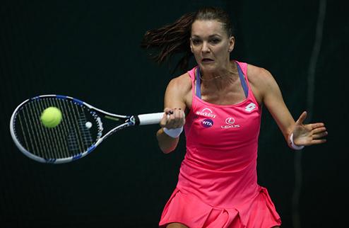 Майами (WTA). Уильямс, Радваньска, Уотсон и Халеп проходят в третий раунд