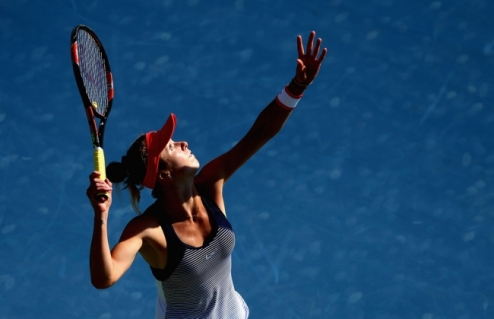 Майми (WTA). Свитолина — Возняцки. ВИДЕО