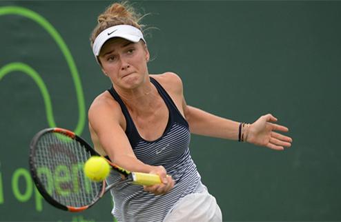 Майами (WTA). Свитолина уступила Макаровой