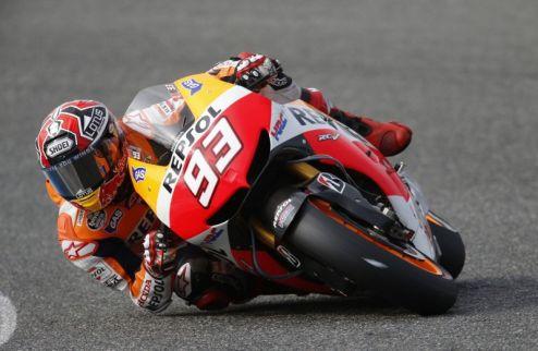 MotoGP. Маркес первый в Аргентине