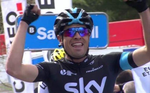 Тур Страны Басков-2016. Ланда лидирует после двух этапов
