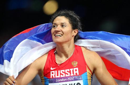 Легкая атлетика. Татьяна Лысенко поймана на употреблении допинга