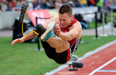 IAAF ввела новые правила для прыгунов в длину с протезами