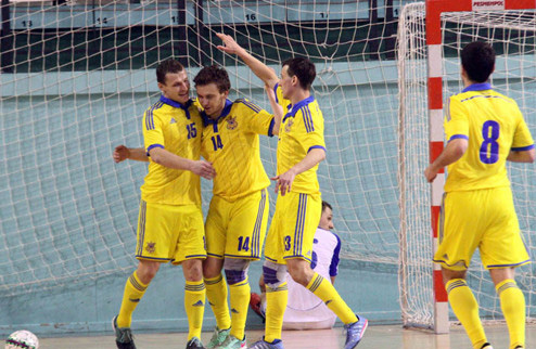 Футзал. Украина выходит на Чемпионат мира! ВИДЕО