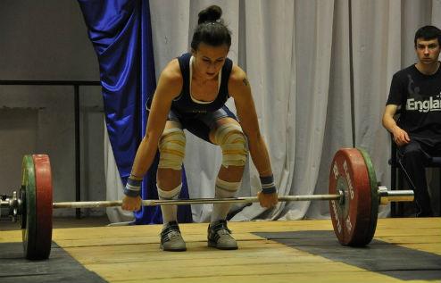 Украинка завоевала серебро на чемпионате Европы