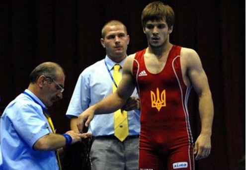 Борьба. Квятковский выборол олимпийскую лицензию