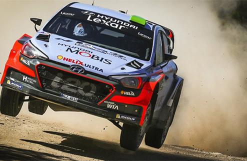 WRC. Паддон выиграл Ралли Аргентина