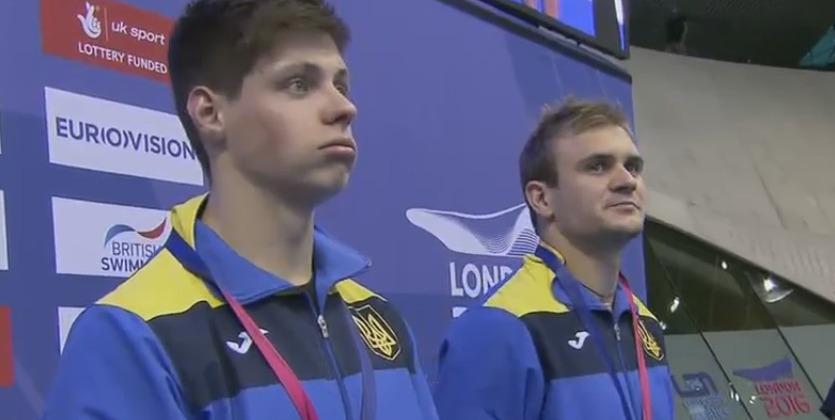 Прыжки в воду. Украинцы взяли бронзу на вышке