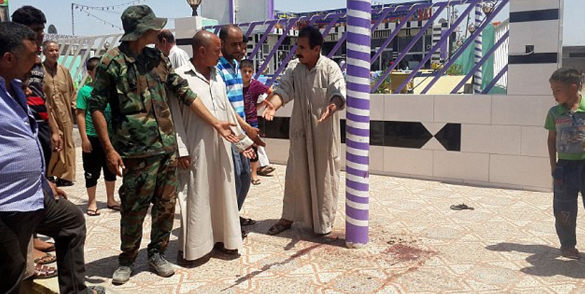 Боевики ИГ расстреляли фан-клуб мадридского Реала
