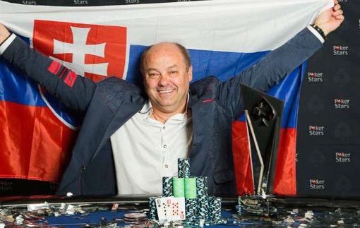 «Пенсионер» из Словакии покорил Монте-Карло