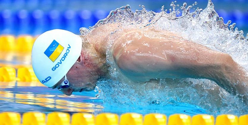 Плаванье. Говоров - серебряный призер чемпионата Европы