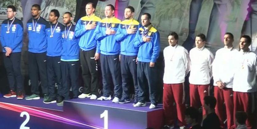 Фехтование. Украинцы выиграли на этапе Кубка мира