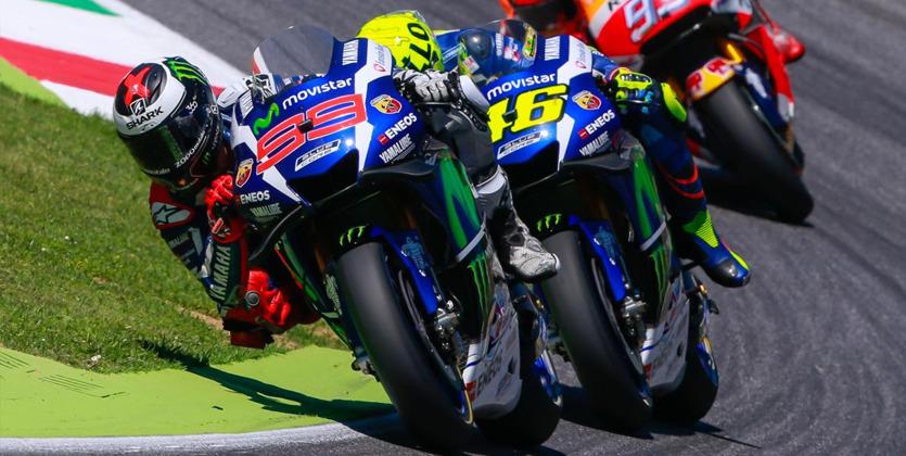 MotoGP. ������� �������, ����� �����