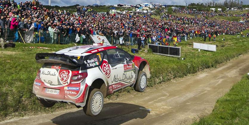 WRC. Мик выиграл Ралли Португалии, Ожье – третий