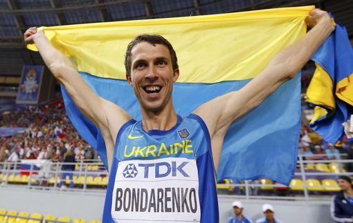 Лёгкая атлетика. Бондаренко завоевал золото на пятом этапе Бриллиантовой Лиги в Риме