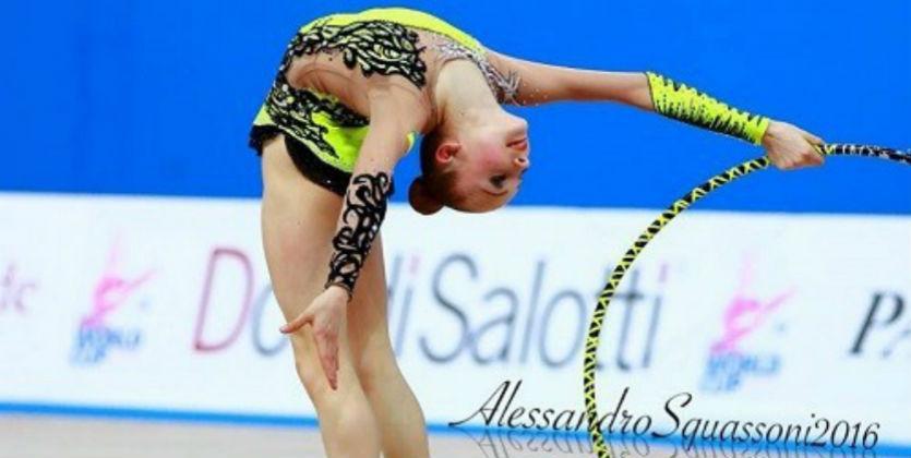 Художественная гимнастика. Пограничная — победительница Международного турнира в Испании