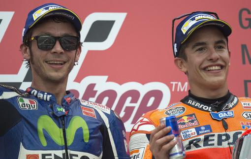 MotoGP. Смерть Салома примирила Росси и Маркеса
