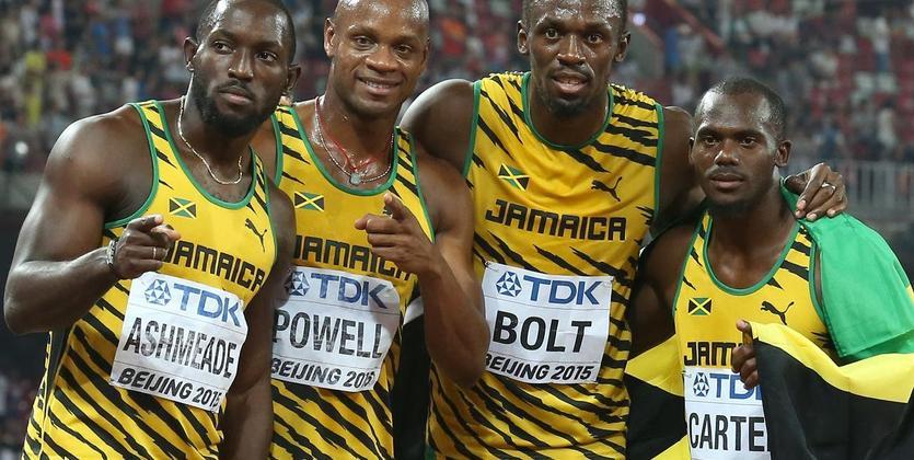 Сборная Ямайки может лишиться золота ОИ-2008