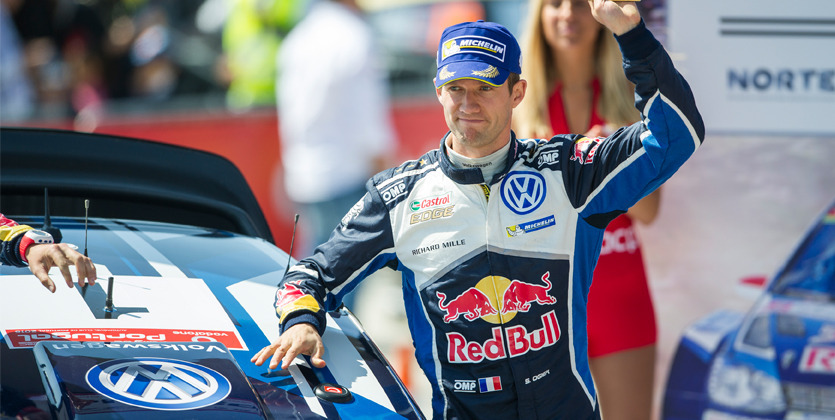 WRC. Ожье стартует на Ралли Италии с победы