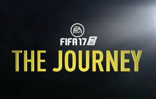 FIFA 17: The Journey. Вся жизнь футболиста в одной игре