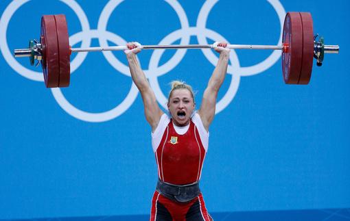 Украинская тяжелоатлетка может лишиться медали ОИ в Лондоне