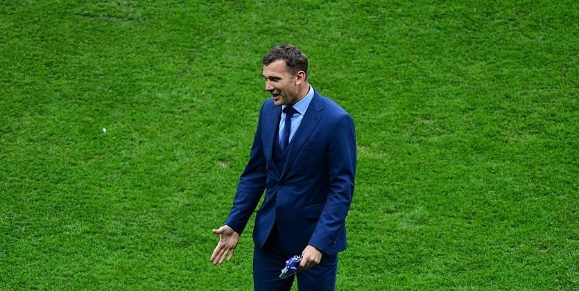 Шевченко— основной кандидат напост главного тренера сборной Украинского государства