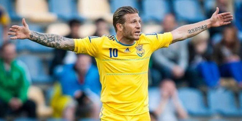 Воронин хочет войти втренерский штаб сборной Украины