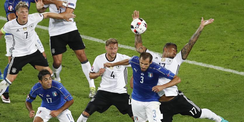 Франция - Исландия. 20-й день Евро. Как это было - изображение 21