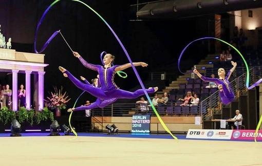 Художественная гимнастика. 5 медалей украинок на этапе Кубка мира