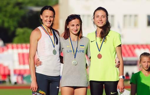 Прищепа - чемпионка Европы в беге на 800 метров