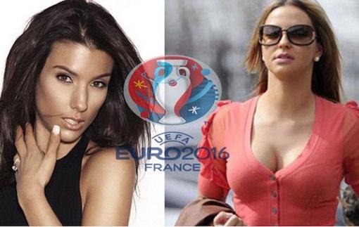 Финал Евро-2016: обворожительные мадам против сексапильных сеньор