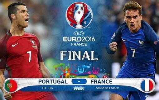 Португалия - Франция: стартовые составы
