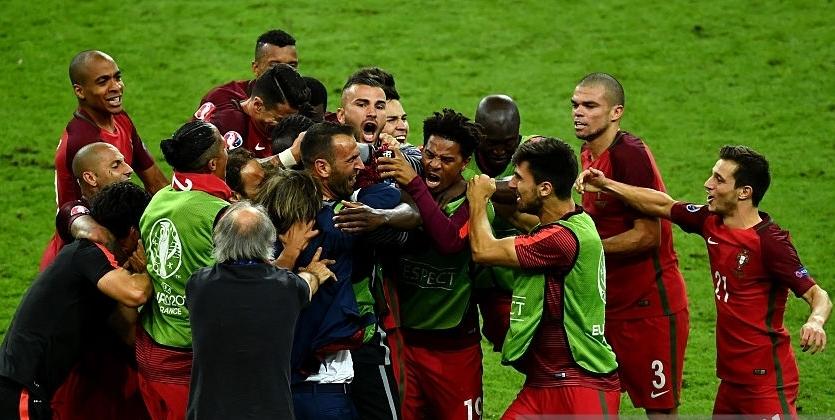 Португалия - чемпион Европы 2016!!!