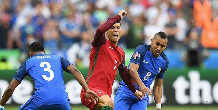 ЕВРО-2016: Антуан Гризманн признан лучшим игроком турнира