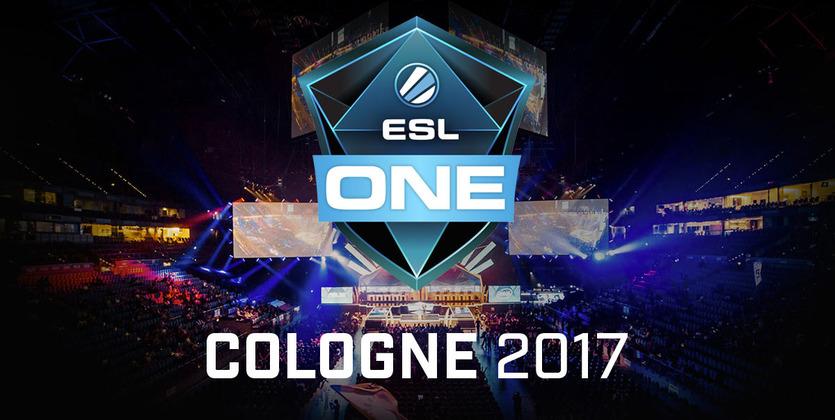Анонсирован ESL One Cologne 2017