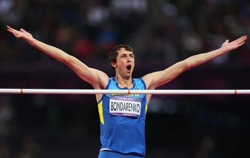 Бондаренко - лидер общего зачета Бриллиантовой лиги