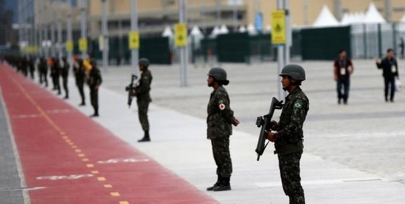 Полиция Бразилии арестовала 10 человек, подозреваемых в подготовке теракта во время Олимпийски игр