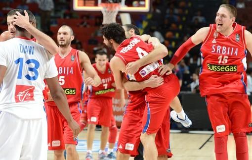Сборная Сербии по баскетболу назвала состав на Олимпиаду в Рио