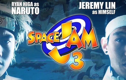 ���. ������� ��� ������ � Space Jam 3: Anime Edition