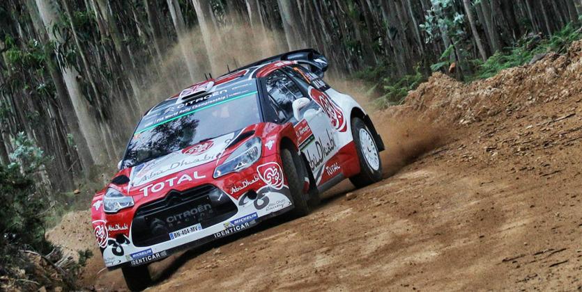 WRC. Мик становится первым британцем, победившим в Финляндии