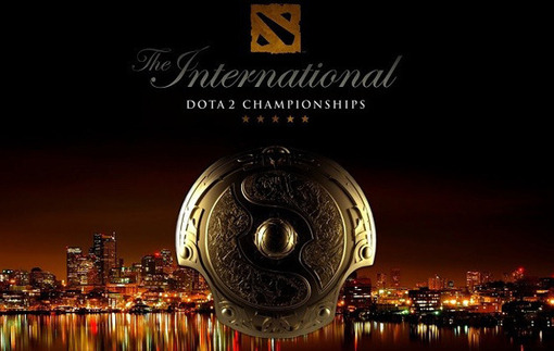 ����������. Dota 2. The International 2016. Na�Vi �������� � ���� ������ � ���������